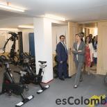 Inaugurado Colegio Mayor colombiano en Madrid 11