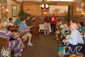 "Escondido Chamber of Commerce ""Good Morning Escondido"" at Marie Callender's, Photography by DMZ Visual"