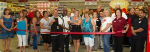 Escondido Chamber of Commerce Ribbon Cutting at Grocery Outlet in Escondido