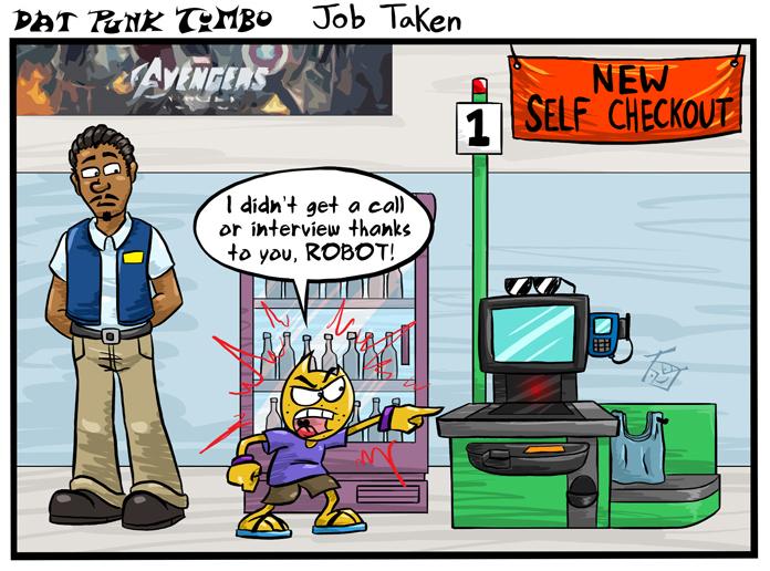 Job Taken.