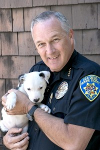 San Diego Humane Society and SPCA Chief of Humane Law Enforcement Steve MacKinnon.