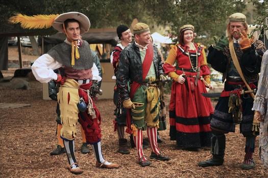 Escondido Renaissance Faire, anyone?