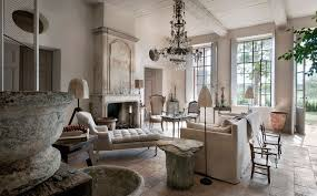 French Country design offers comfort and tradition.