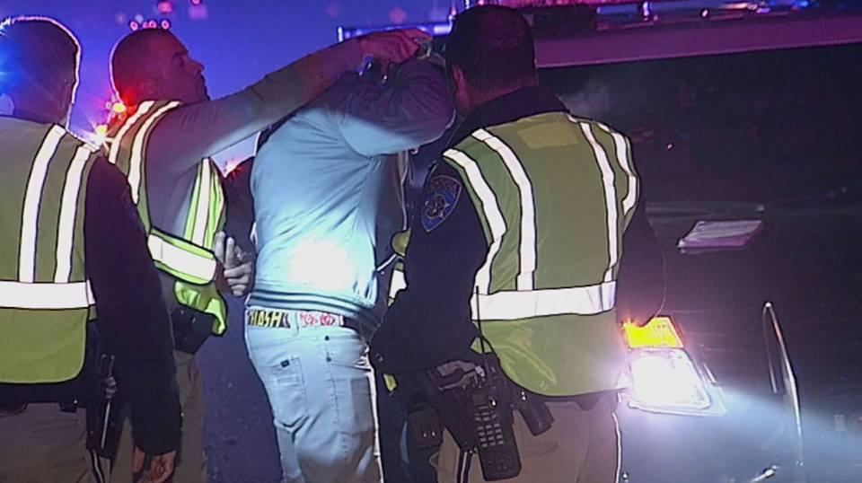 Highway 78 Crash Escondido Grapevine