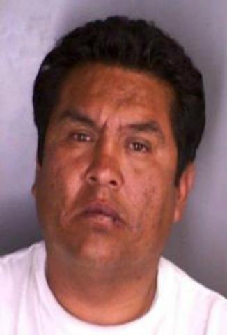 Wanted man: Juan Garcia aka Jose Luis Paredes aka Jose Moreno, 50,.