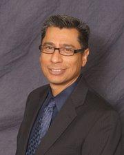 EUSD superintendent Luis Rankins-Ibarra.