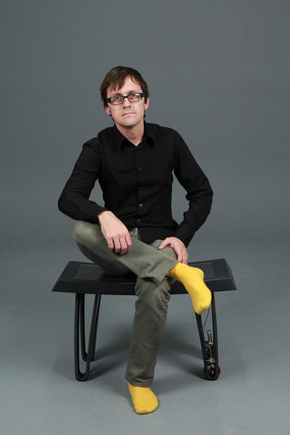 Matthew Hebert, artist
