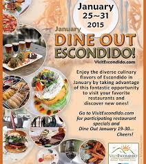 Dine Out Escondido 2