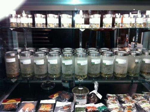 More from the Del Mar pot shop.