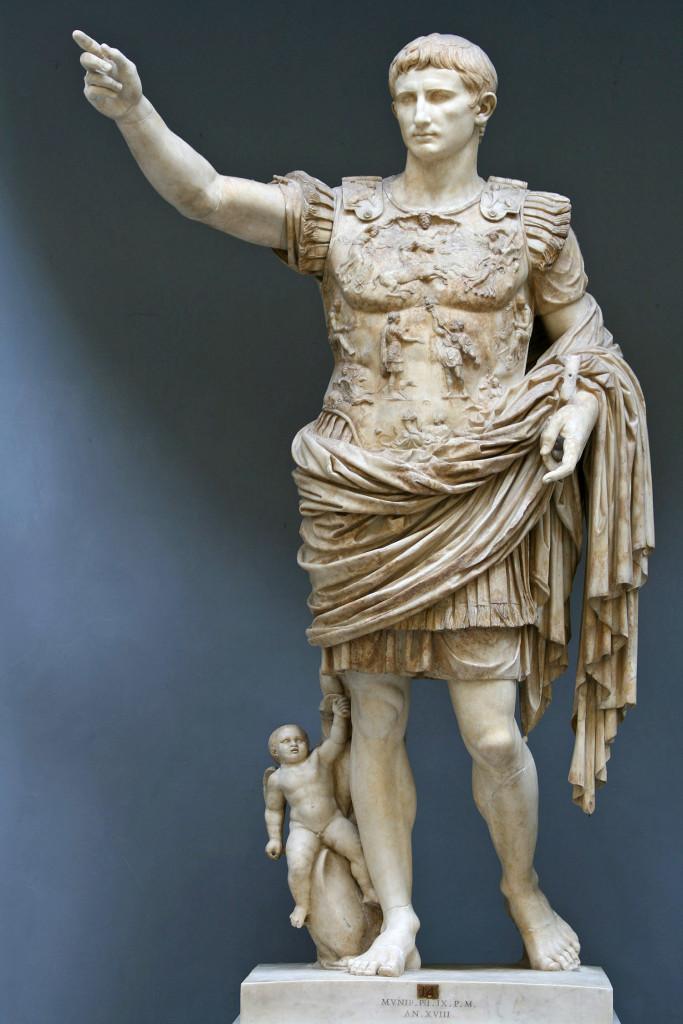 Augustus Caesar, the emperor behind Feb. 29.