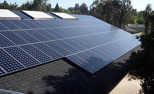 Carport solar panels were expected to save EUHSD $13.4 million over 20 years.