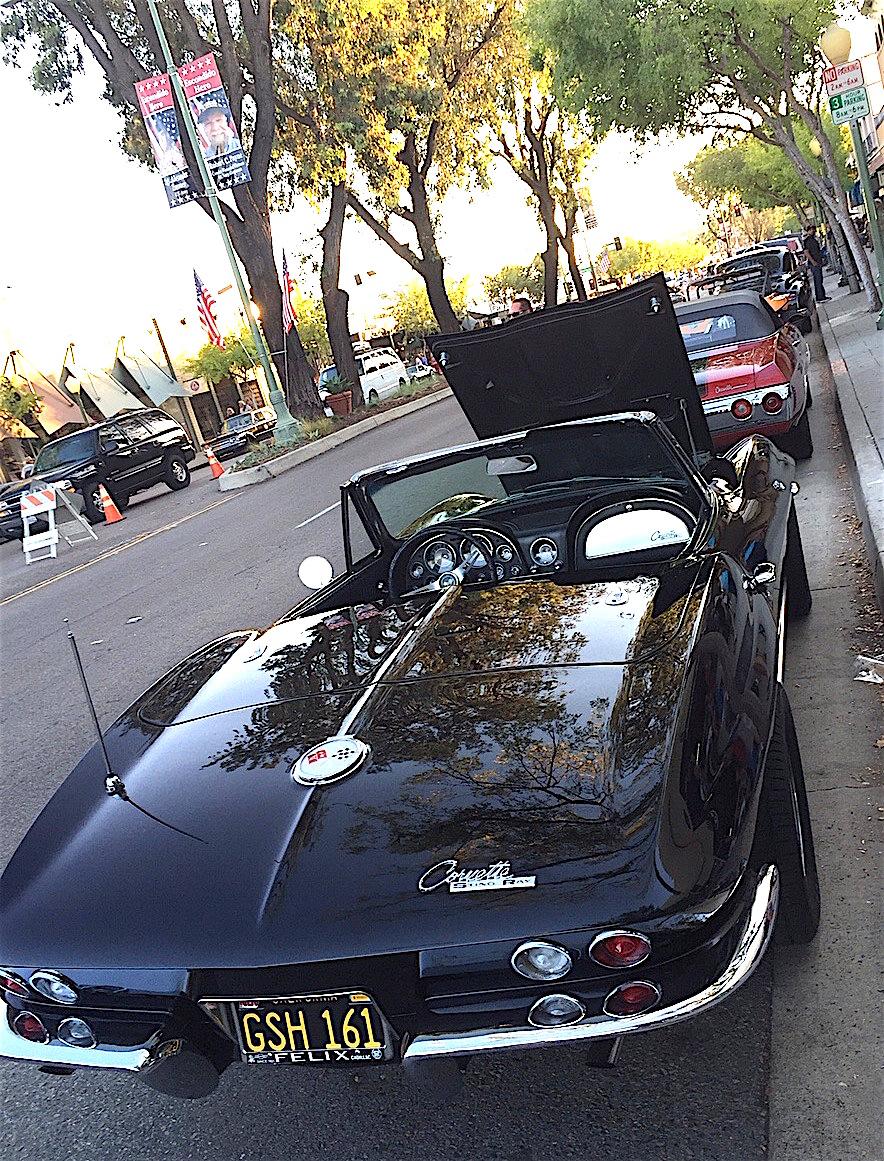 Corvette spring starts up anew.