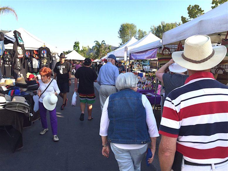 Memorial Day 2016 at walk farmers market.