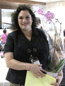 Valley Center Librarian Laura Zuckerman.