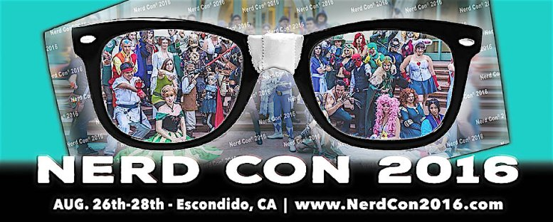 Nerd Con 2016!