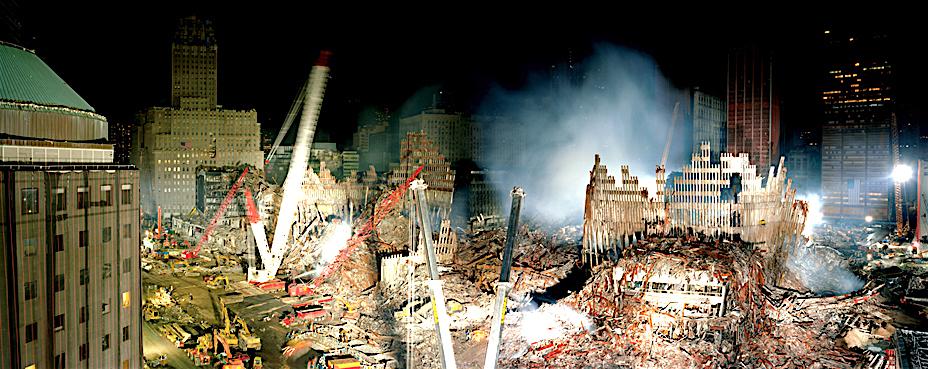 Ground Zero/Joel Meyerowitz