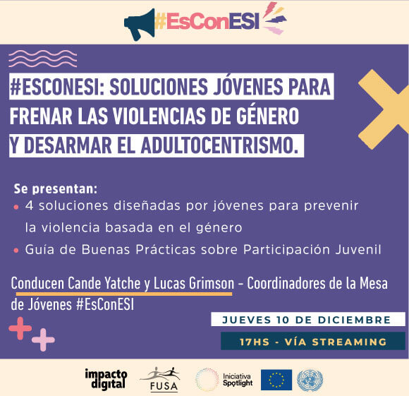 EsConESI invitación evento final