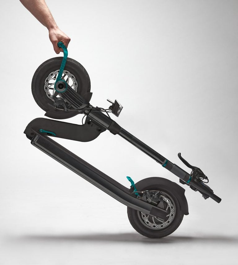 Yorks Scooter Tragegriff