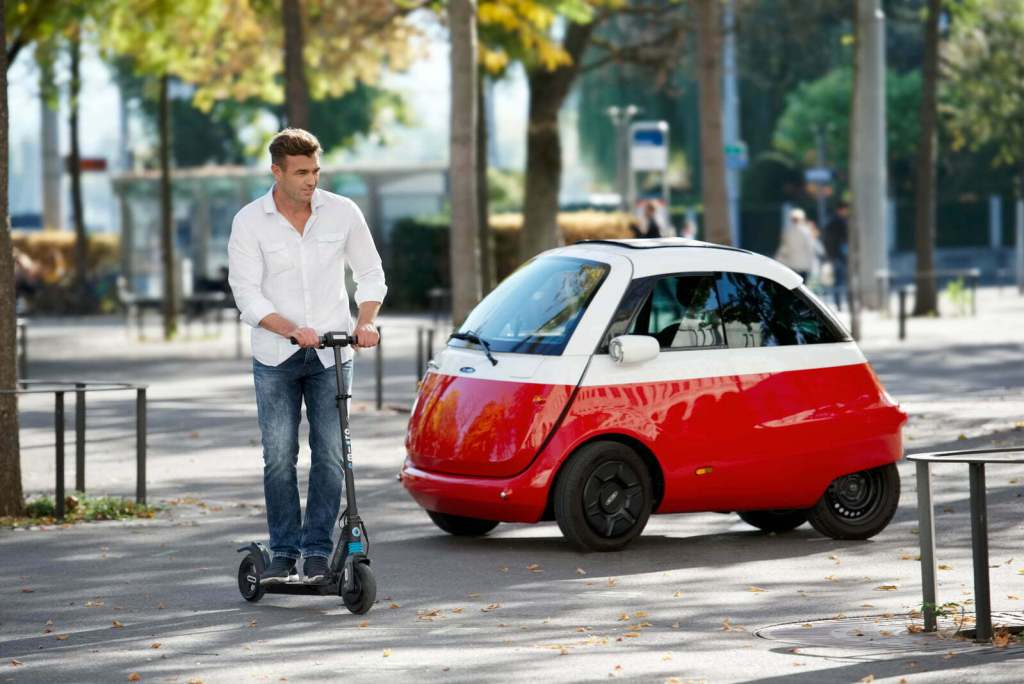 Micro Mobility Expo 2019 Hannover Messe Gelände