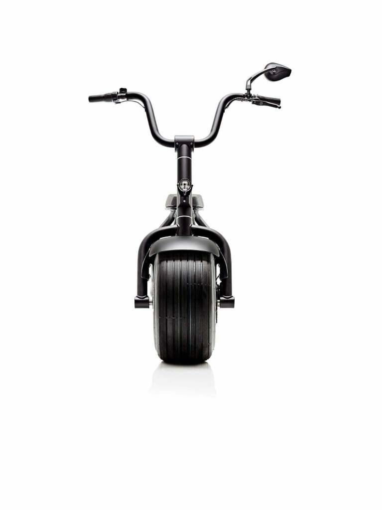 E Scooter Scrooser - vorne