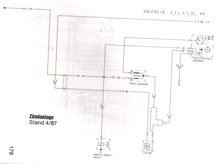 Stromlaufplan In Englisch