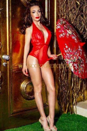 SEXY ATHENS CALL GIRL KIRA