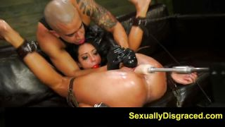 FetishNetwork Sabrina Banks bdsm slut