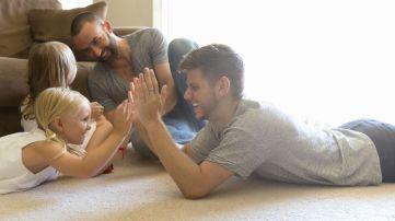 Gay Parents lgbt família adoção co-adoção adopção portugal