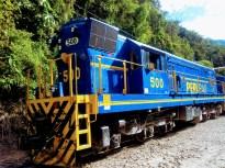 Comboio da Peru Rail