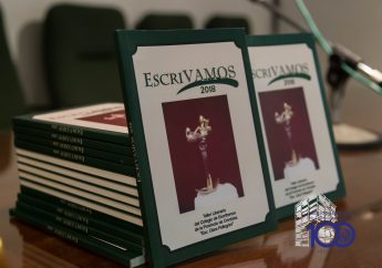 """Se presentó el libro """"Escri/Vamos 2018"""", del Taller Literario """"Clara Pellegrini"""""""