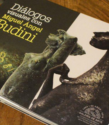 Continúa la Muestra Homenaje al escultor Miguel Ángel Budini»