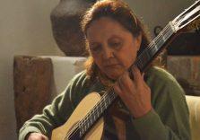 Concierto con la guitarrista Patricia Chiappa