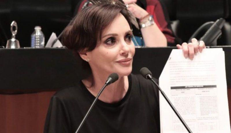 Revoca Tribunal petición de separar a Lilly Téllez de grupo de Morena