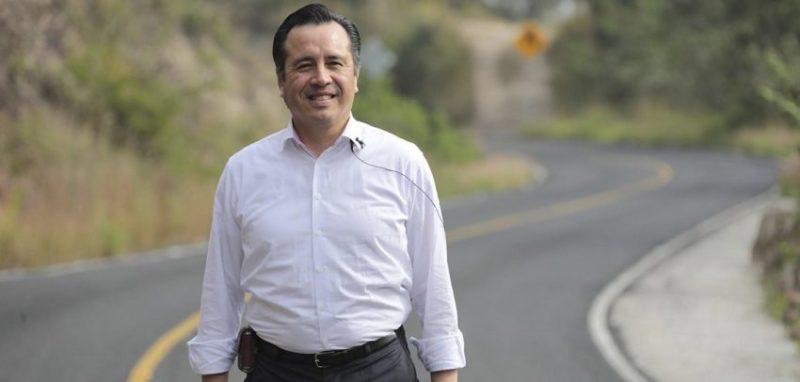 Con más y mejores carreteras, la Cuarta Transformación está cumpliendo en Veracruz: Gobernador Cuitláhuac García