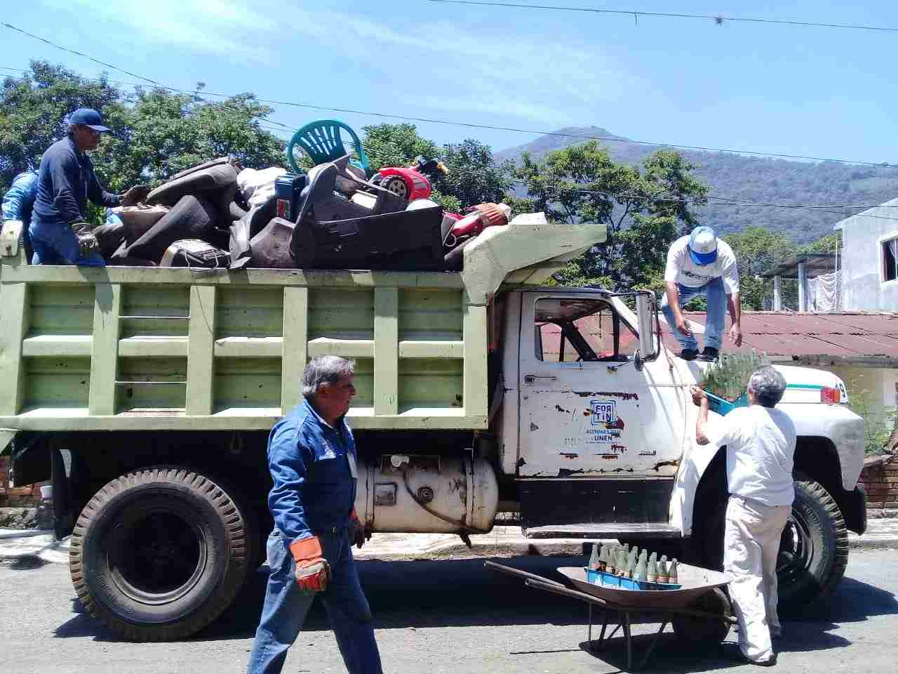 INICIA PROGRAMA DE DESCACHARRIZACIÓN EN FORTÍN