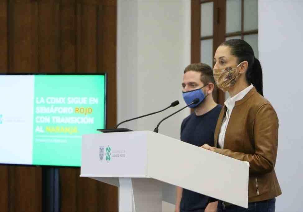 FRENAN REAPERTURA DE NEGOCIOS EN CDMX; SEMÁFORO EPIDEMIOLÓGICO SEGUIRÁ EN ROJO