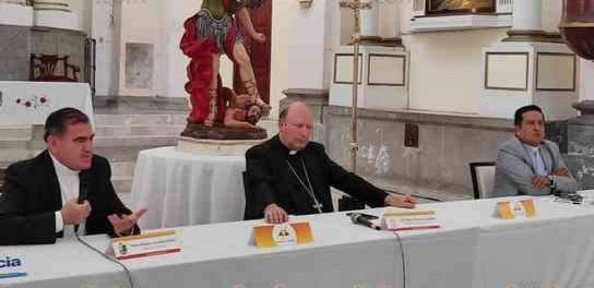 NUNCIO APOSTÓLICO LAMENTA DEVASTACIÓN EN PICO DE ORIZABA