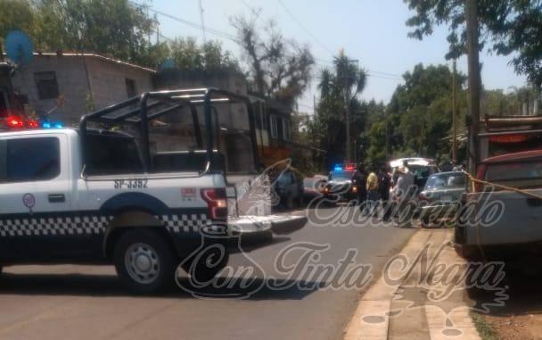 ERAN POLICÍAS, LOS DETENIDOS EN TOTUTLA