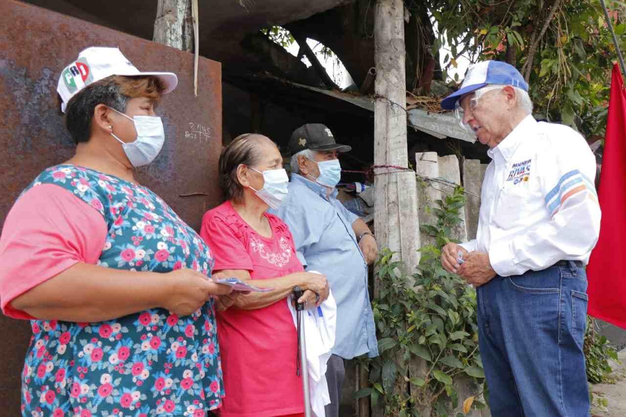 OBRA PÚBLICA, PRIORIDAD DE MI GOBIERNO; GUILLERMO RIVAS