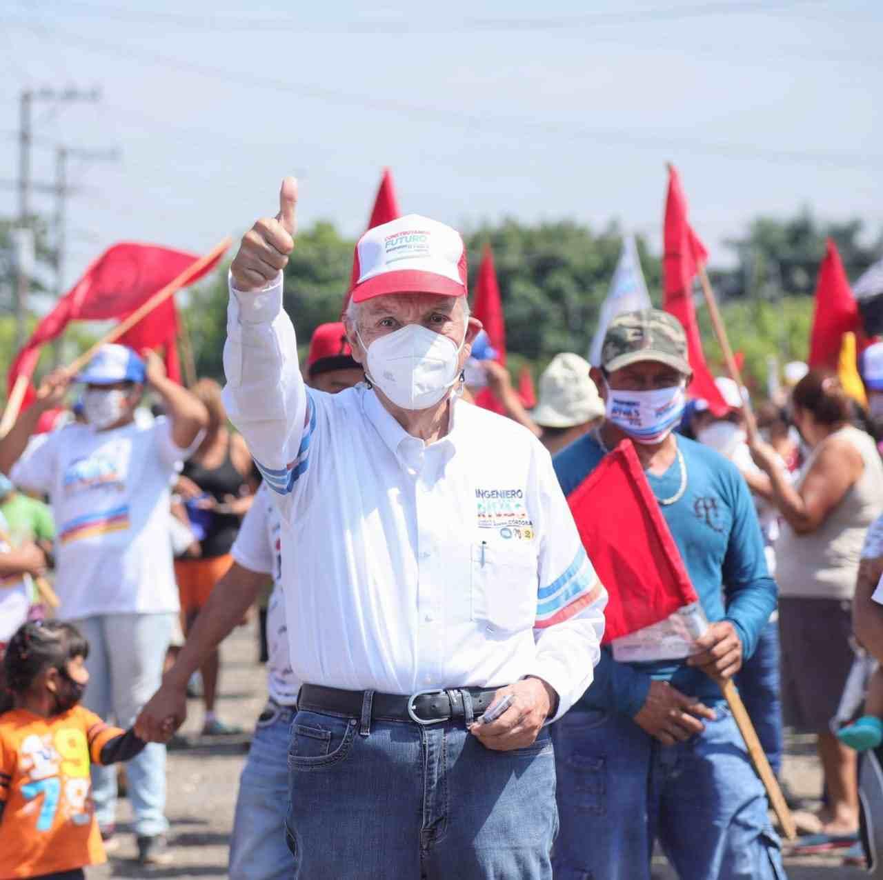 RESPALDO A EMPRESAS CORDOBESAS PARA GENERAR EMPLEOS; GUILLERMO RIVAS