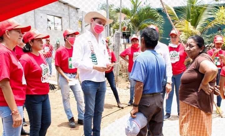 GOBIERNO DE PUERTAS ABIERTAS OFRECE LEÓN CANTÓN