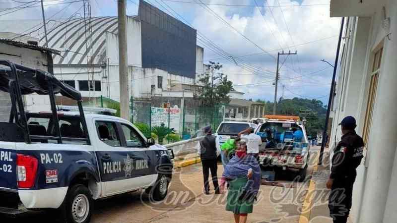 COMANDANTE DE LA PERLA RESULTA HERIDA POR ARMA DE FUEGO