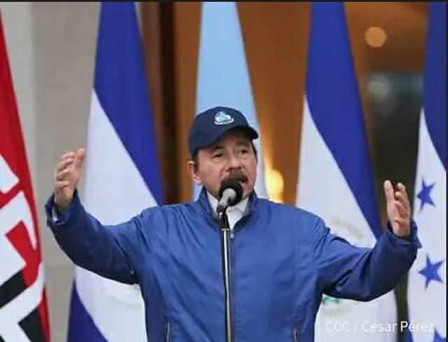 PRESIDENTE DE NICARAGUA INVITA A LA POBLACIÓN A SALIR A LA CALLE PESE A REBROTE DE COVID-19