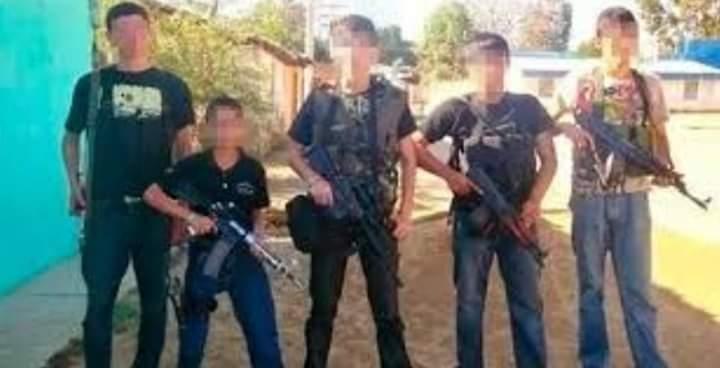 NIÑOS, A MERCED DEL CRIMEN ORGANIZADO