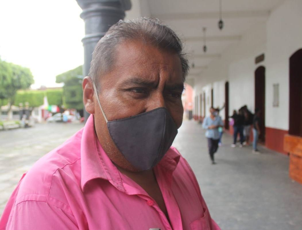 SÍNDICO DE HUATUSCO, QUEDÓ A DEBER