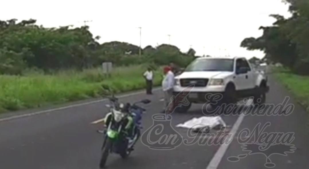 MUERE JOVEN DE COMAPA EN ACCIDENTE