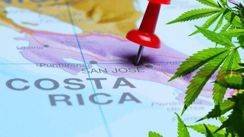COSTA RICA LEGALIZA MARIGUANA PARA USO MEDICINAL