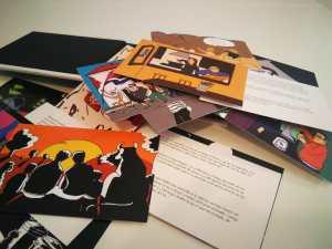 postales story box