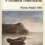 "#reseña: ""Primera memoria"""