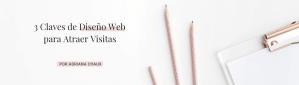 Portada Claves de diseño web para atraer visitas opc 3